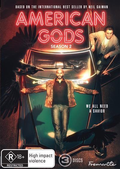 American Gods: Season2(DVD)