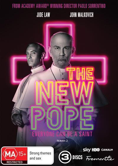 The NewPope(DVD)