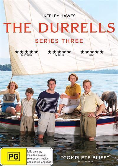 Durrells: Series3(DVD)