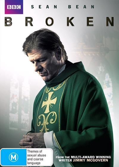 Broken(DVD)
