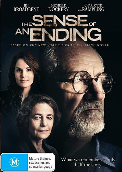The Sense of anEnding(DVD)