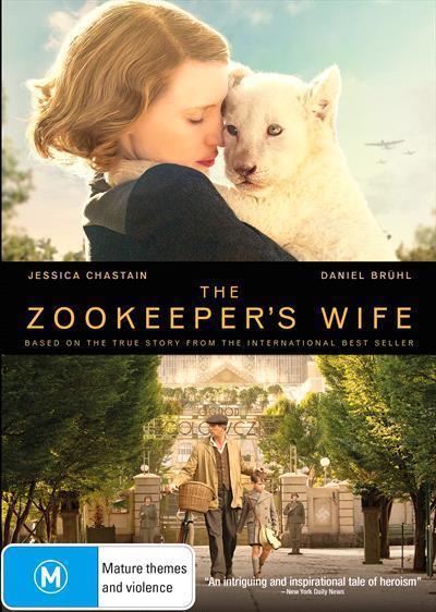 The Zookeeper'sWife(DVD)