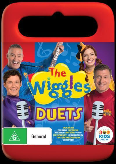 Wiggles TheDuetsDvd