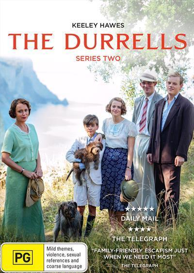 The Durrells: Season2(DVD)