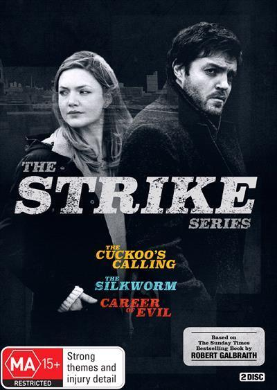 Strike: Season 1 (DVD)