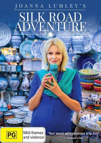 Joanna Lumley's Silk RoadAdventure(DVD)