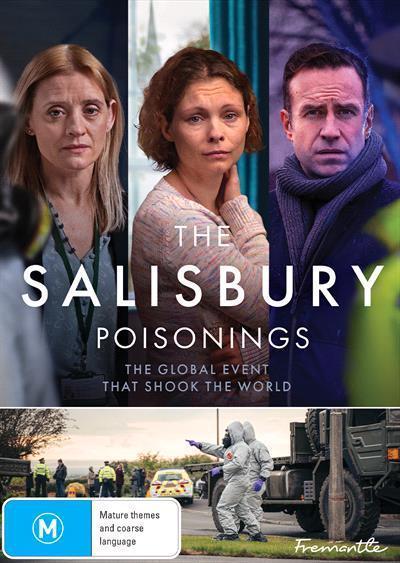 The SalisburyPoisonings(DVD)