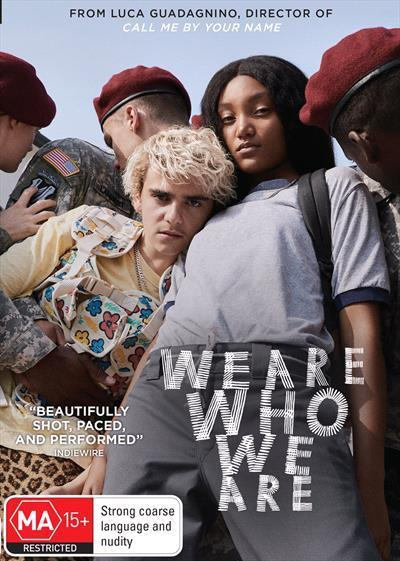 We Are Who We Are (DVD)