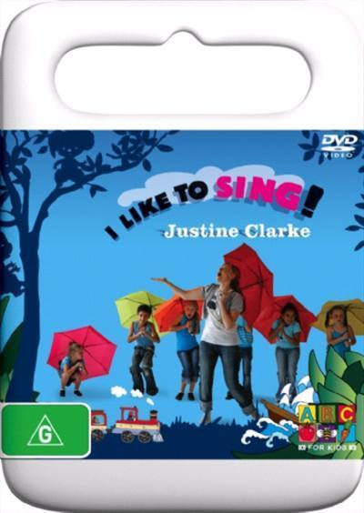 Justine Clarke - I LikeToSing!