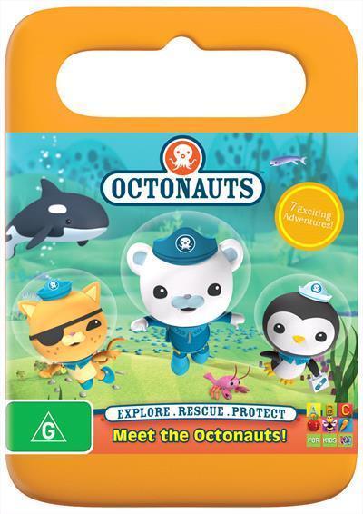Octonauts Meet TheOctonautsDvd