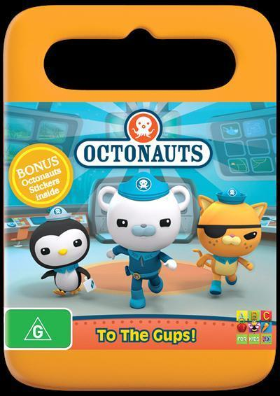 Octonauts To The Gups Dvd