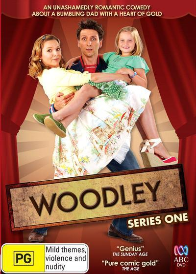 Woodley Series 1 Dvd