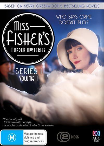 Miss Fisher's Murder Mysteries: Season 1 (Volume 1) (DVD)