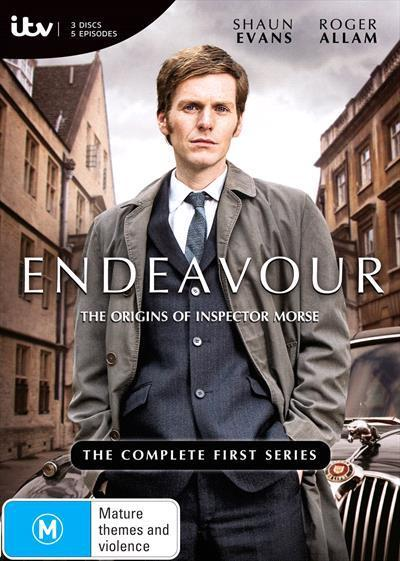 Endeavour: Season 1 (DVD)