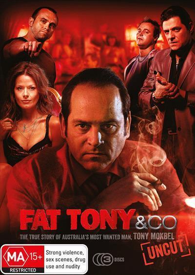 Fat Tony AndCoDvd