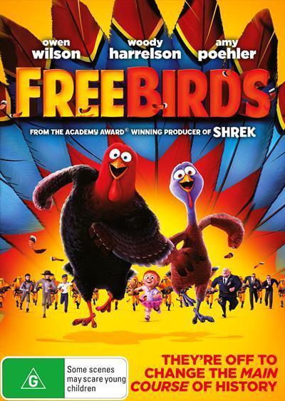 FreeBirdsDvd