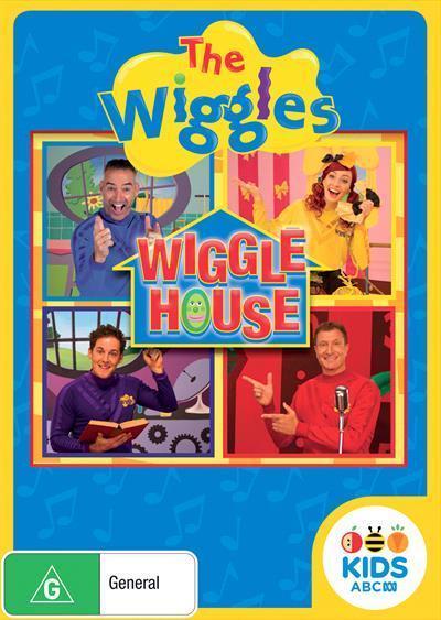 Wiggles WiggleHouseDvd
