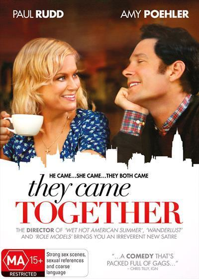 They CameTogetherDvd