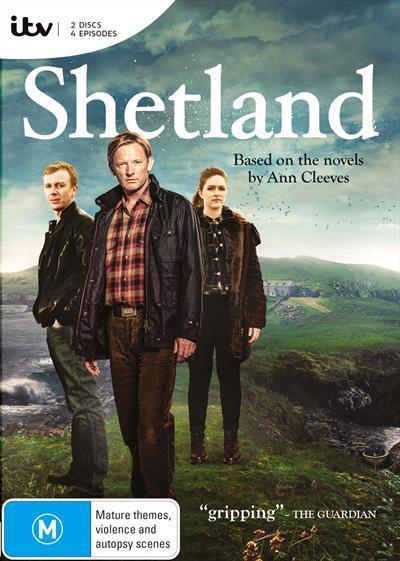 Shetland: Season1(DVD)