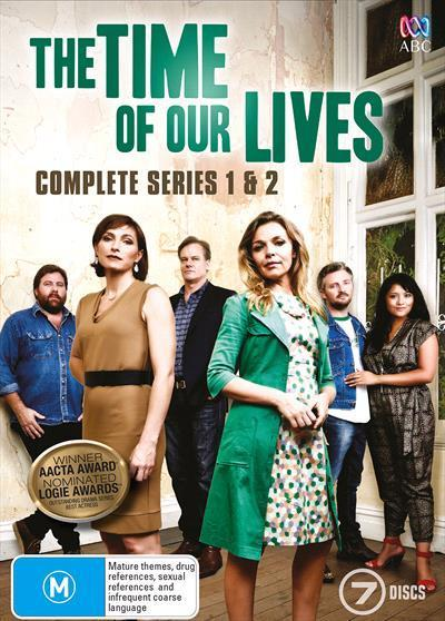 Time Of Our Lives, The : Season 1-2|Boxset