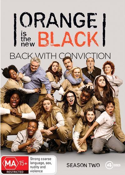 Orange Is The New Black: Season 2 (DVD)