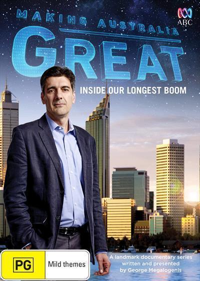 Making AustraliaGreat(DVD)