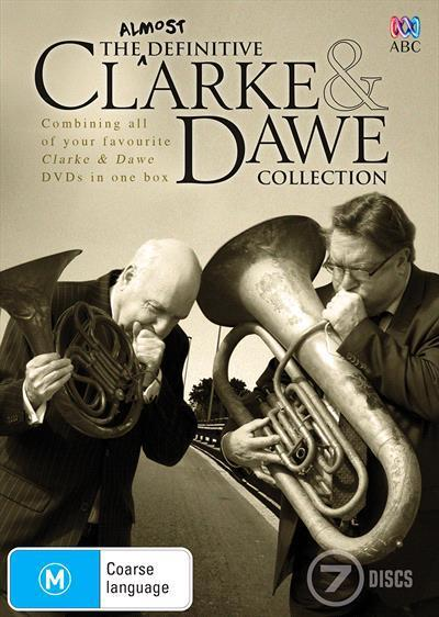 Clarke and Dawe Box-set (DVD)