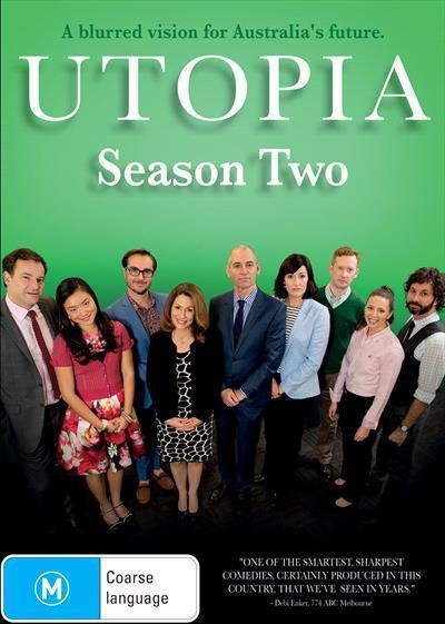 Utopia: Season 2 (DVD)