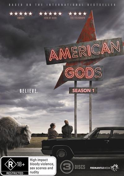American Gods: Season 1 (DVD)