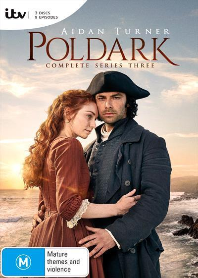 Poldark: Series 3 (DVD)