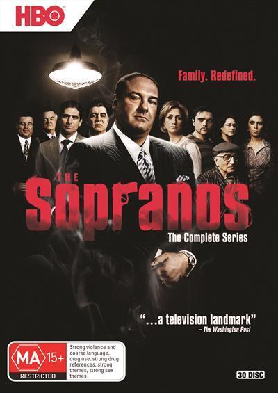The Sopranos: Complete Collection (DVD)