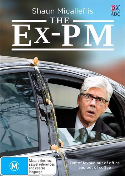 The Ex Pm (DVD)