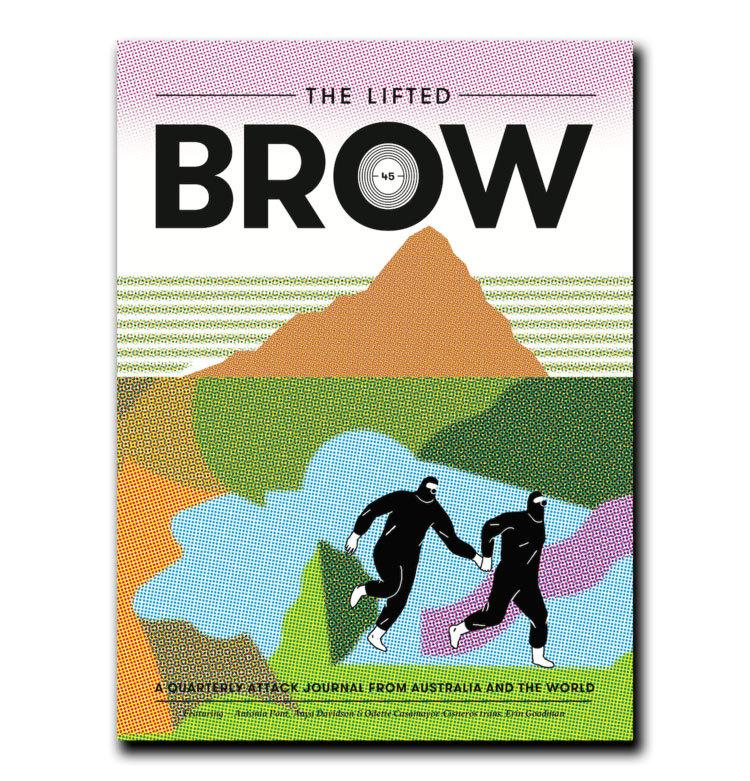 The Lifted Brow(AllIssues)