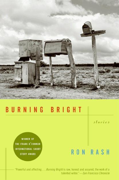 Burning Bright:Stories