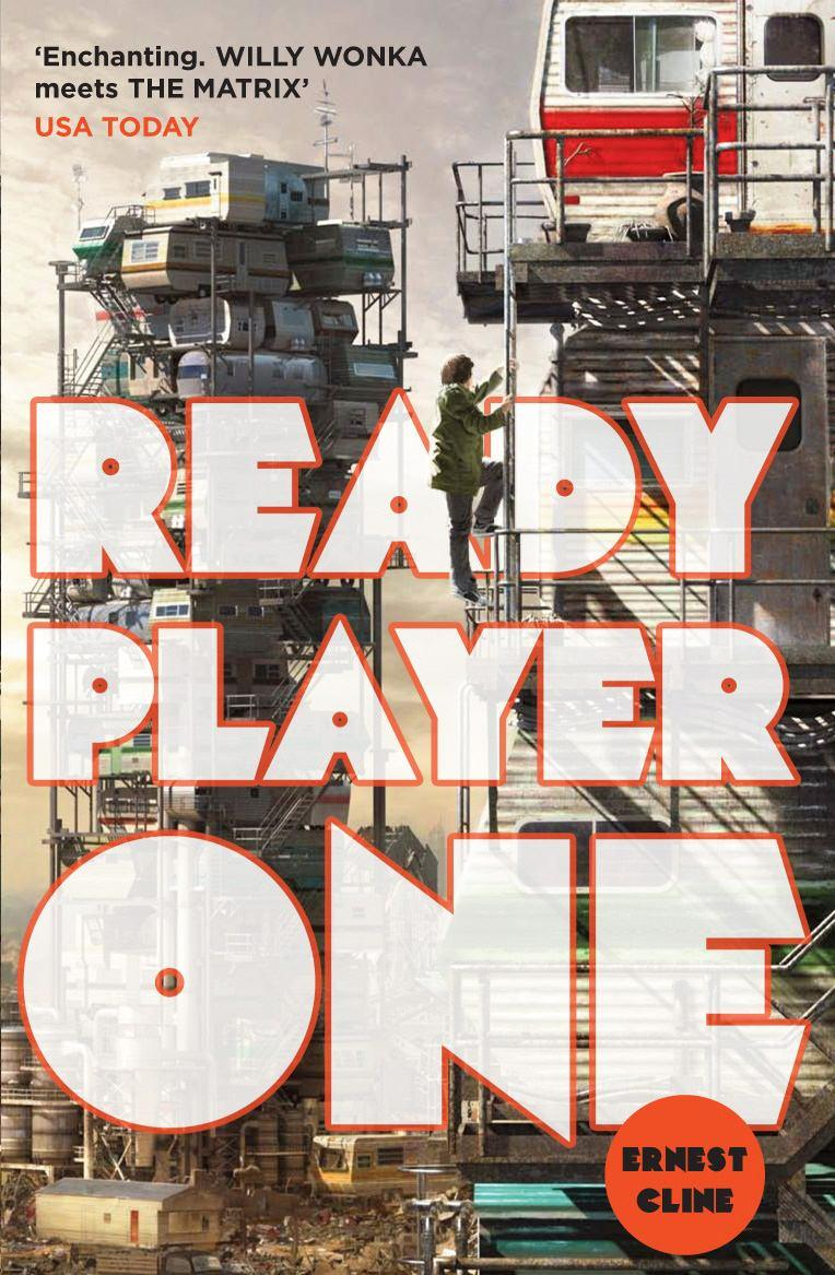 Ready Player One: The global bestseller and now a major StevenSpielbergmovie