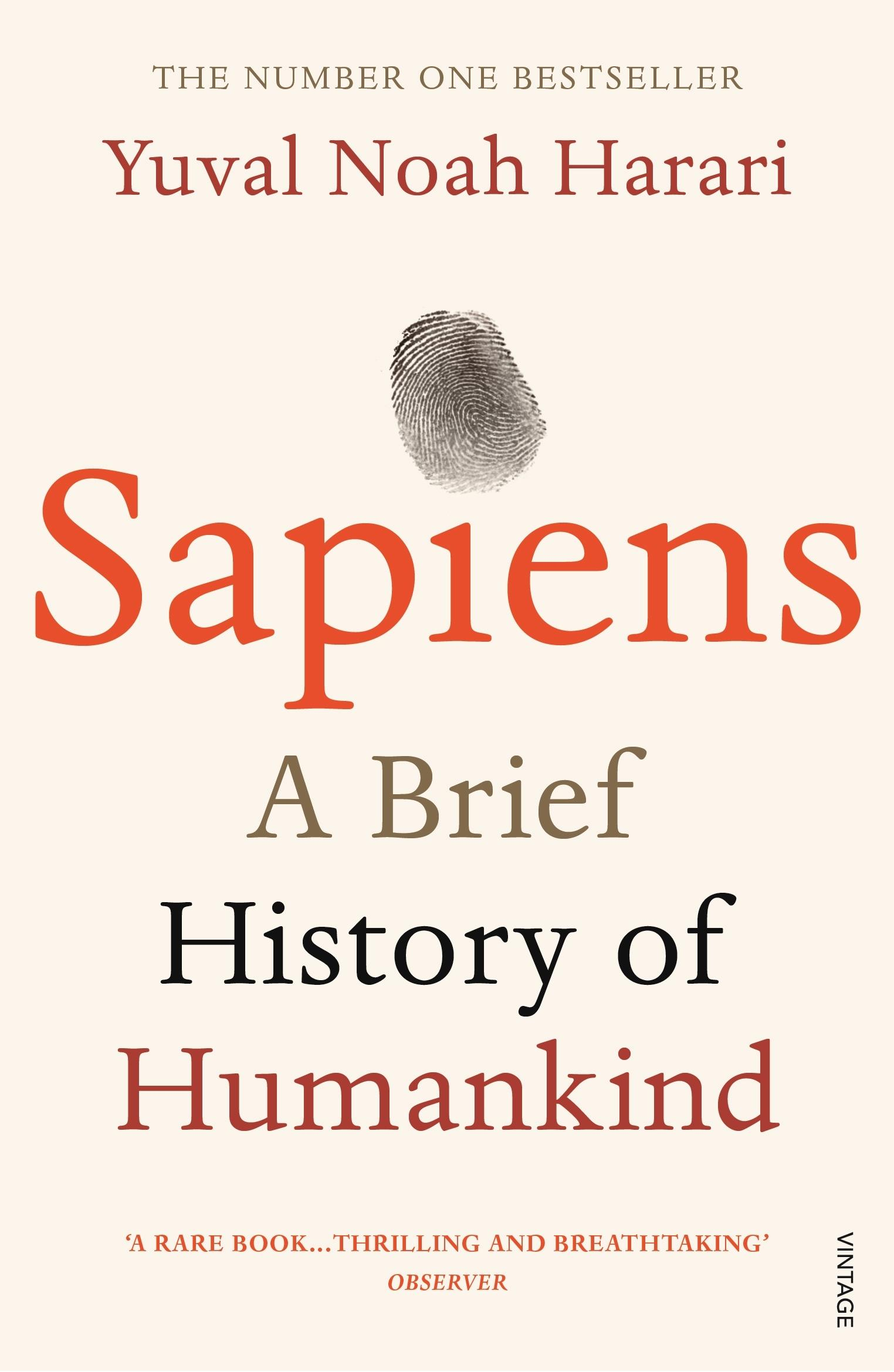 Image result for Sapiens by Yuval Noah Harari