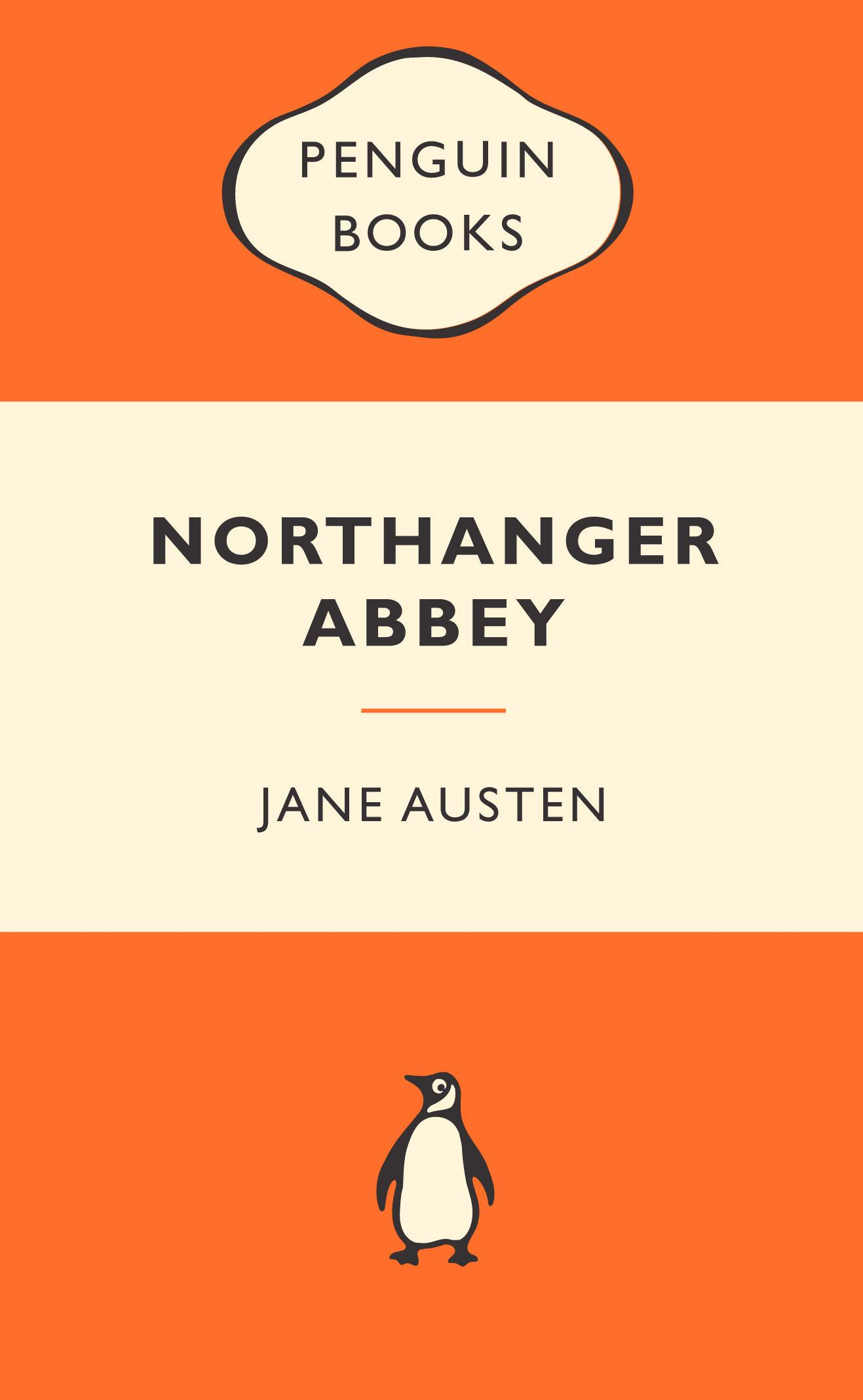 Northanger Abbey:PopularPenguins