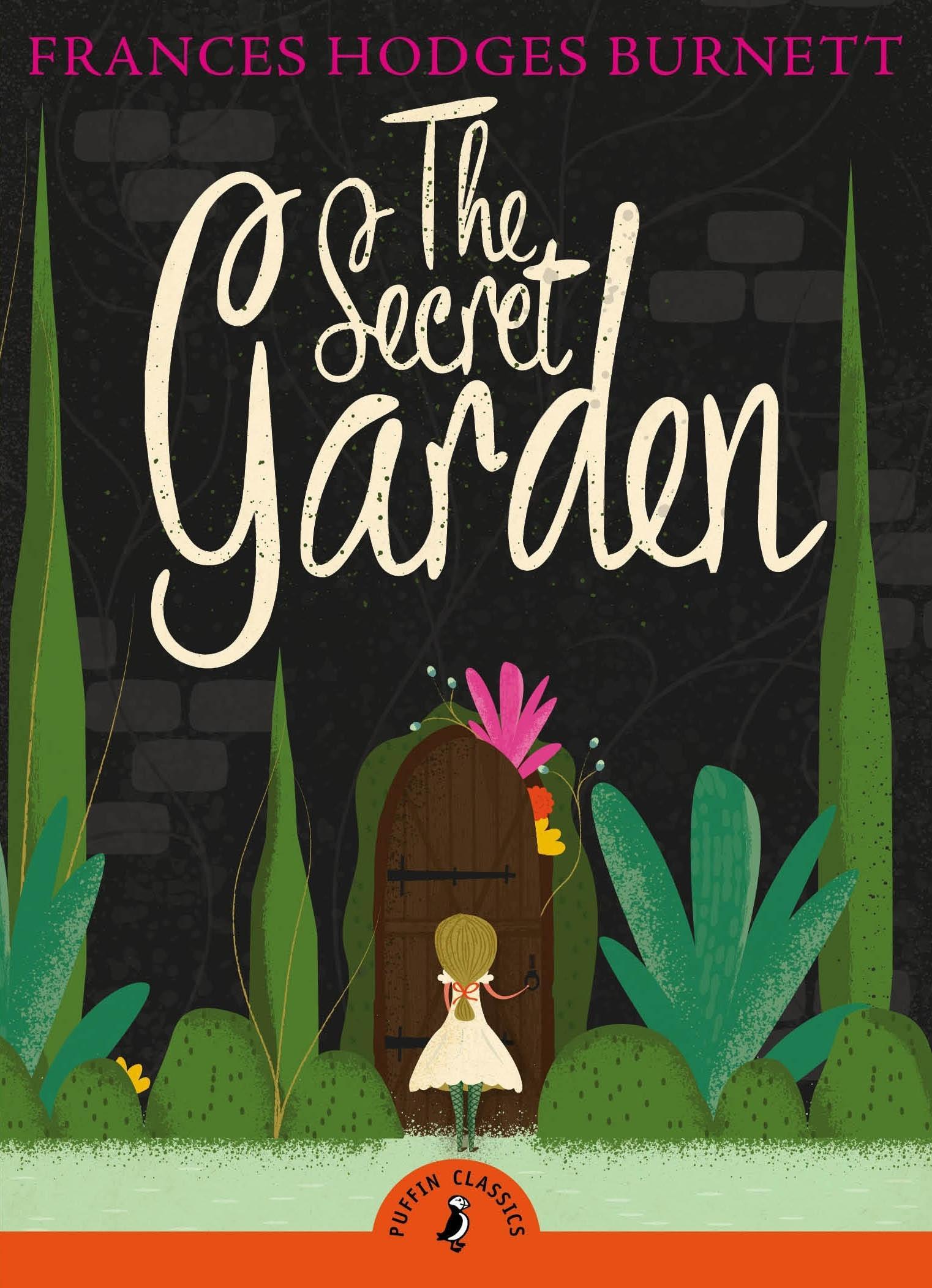 The Secret Garden By Frances Hodgson Burnett Sophie Dahl Readings Com Au