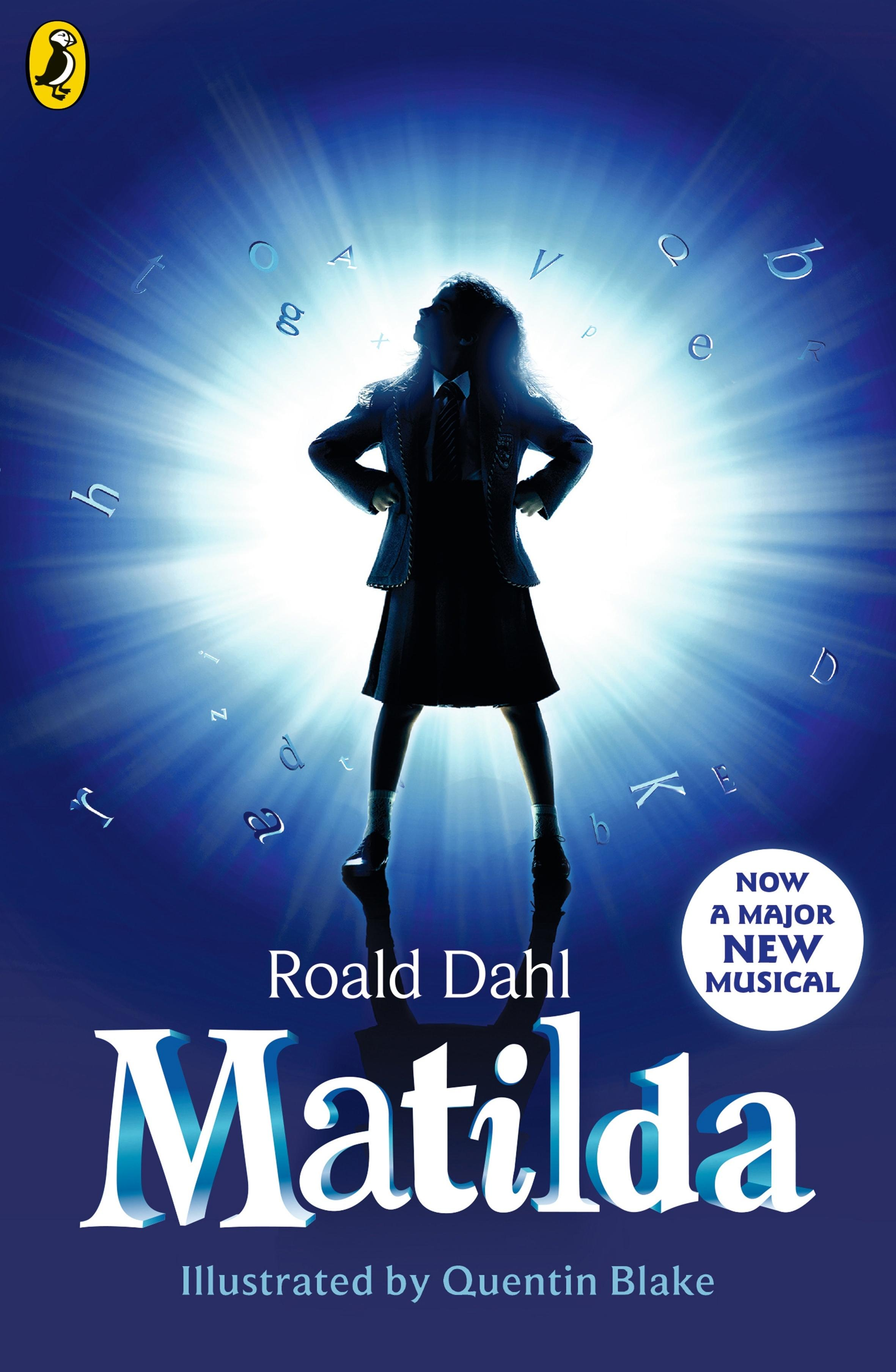 Blog: Why we love Roald Dahl's Matilda · Readings com au