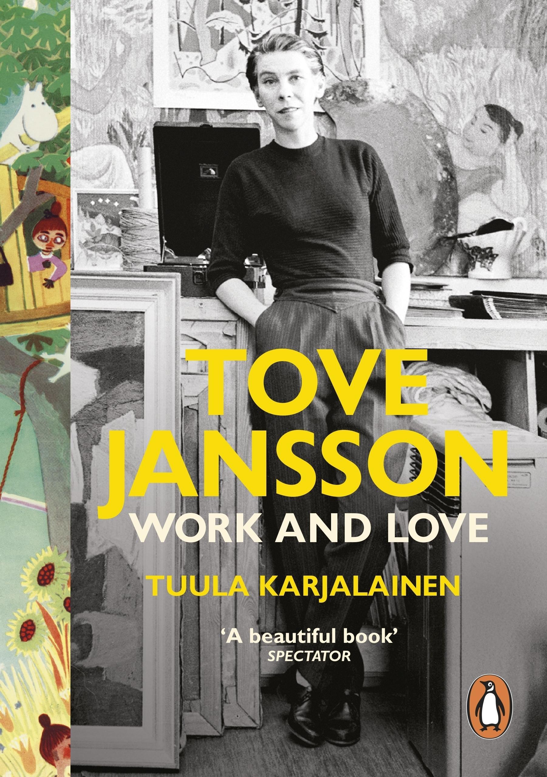 Tove Jansson: Work and Love