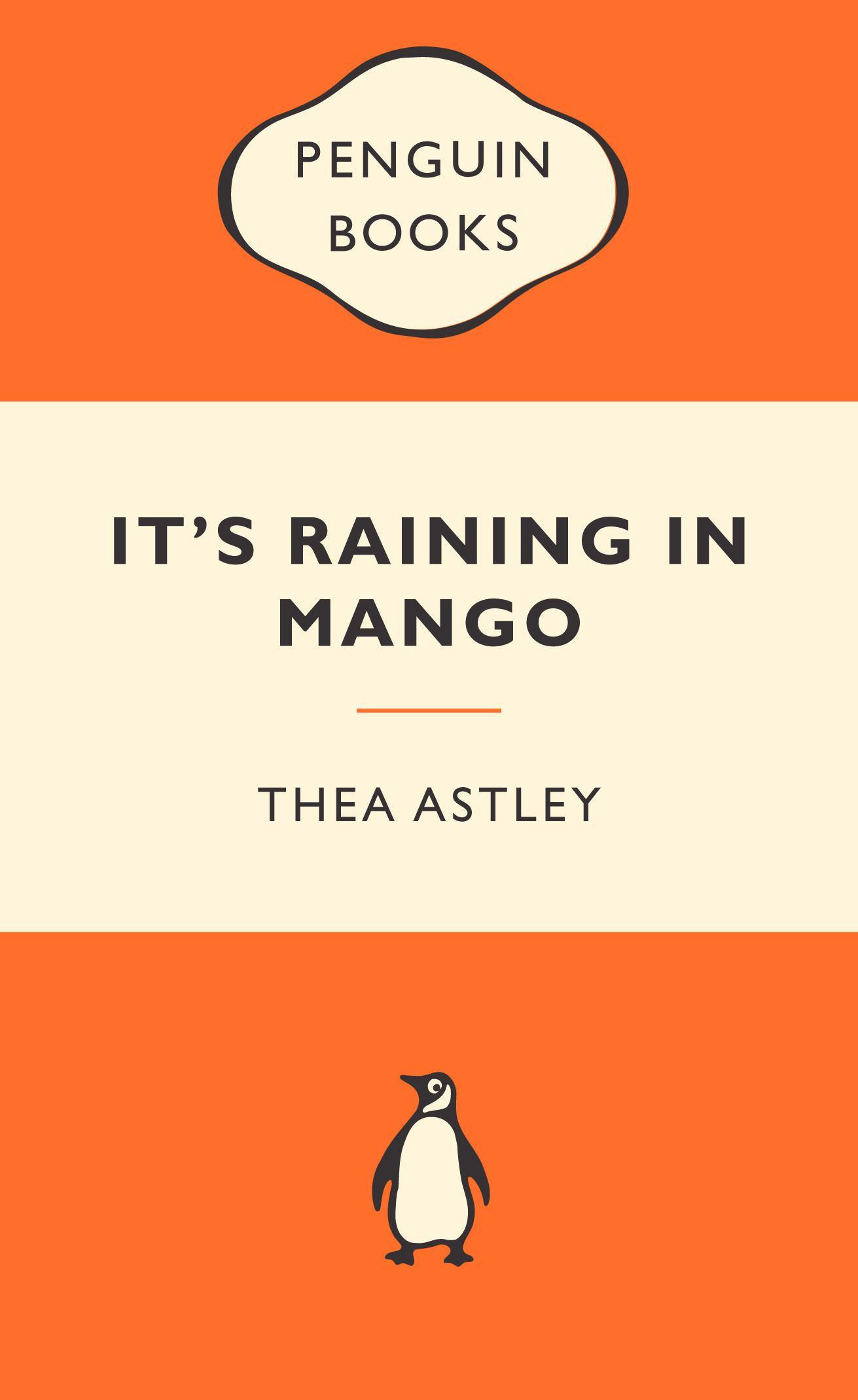 Its Raining In Mango