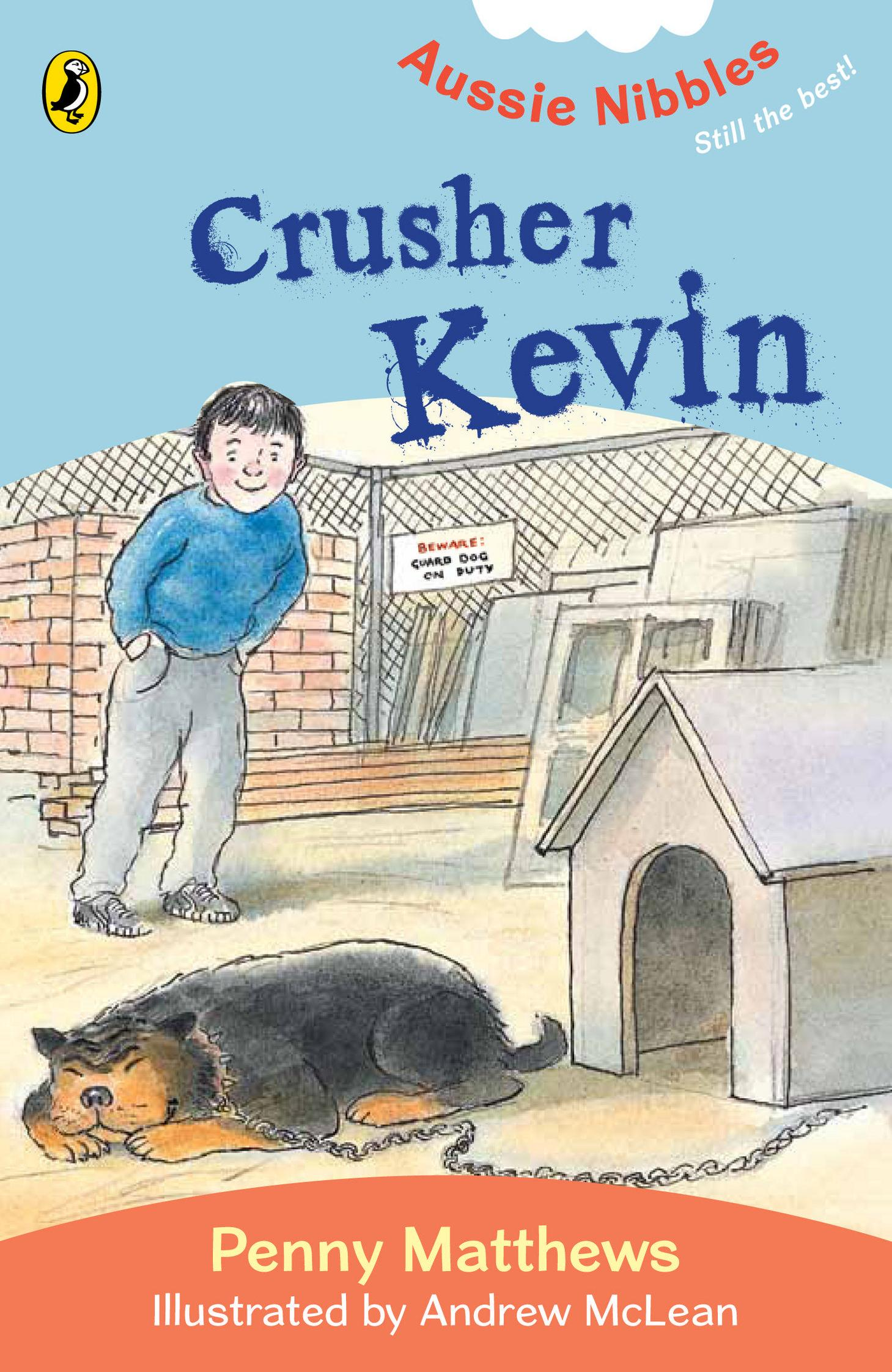 Crusher Kevin:AussieNibbles