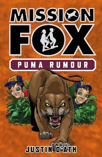 Puma Rumour: Mission FoxBook6