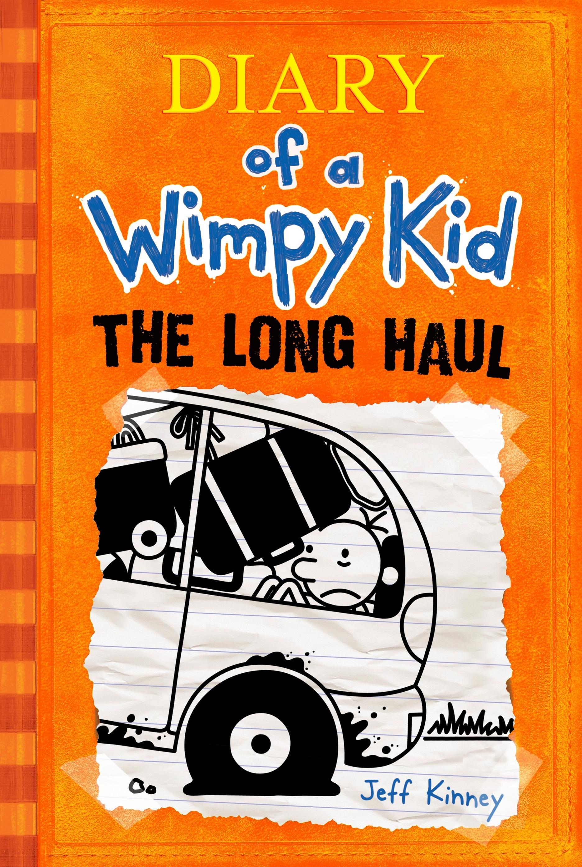 Diary of a wimpy kid readings diary of a wimpy kid the long haul solutioingenieria Image collections