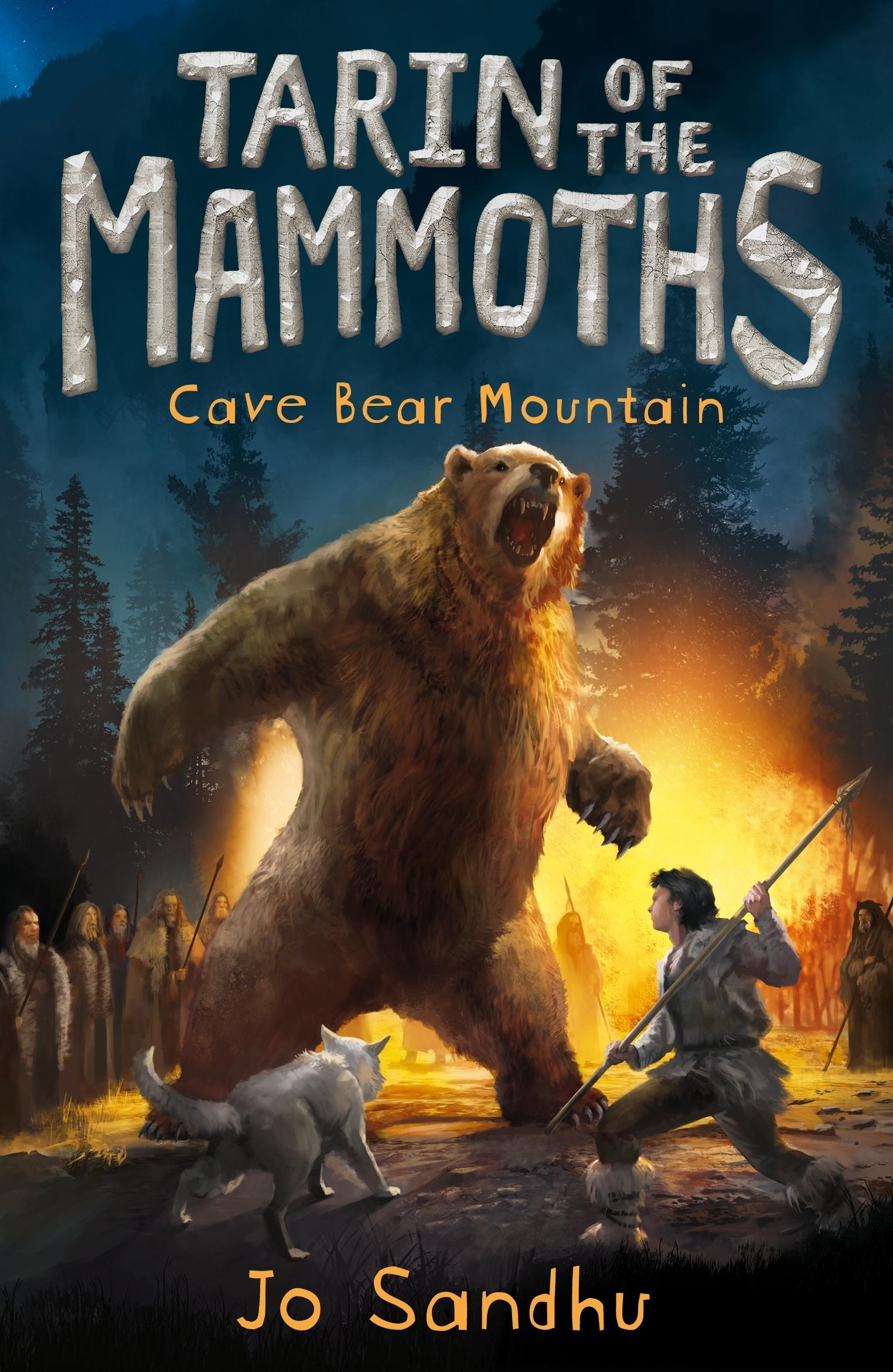 Tarin of the Mammoths: Cave Bear Mountain (Book 3)