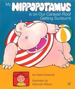 My Hippopotamus Is On Our Caravan RoofGettingSunburnt