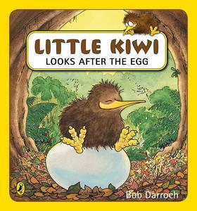 Little Kiwi Looks AftertheEgg