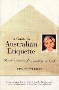 A Guide ToAustralianEtiquette