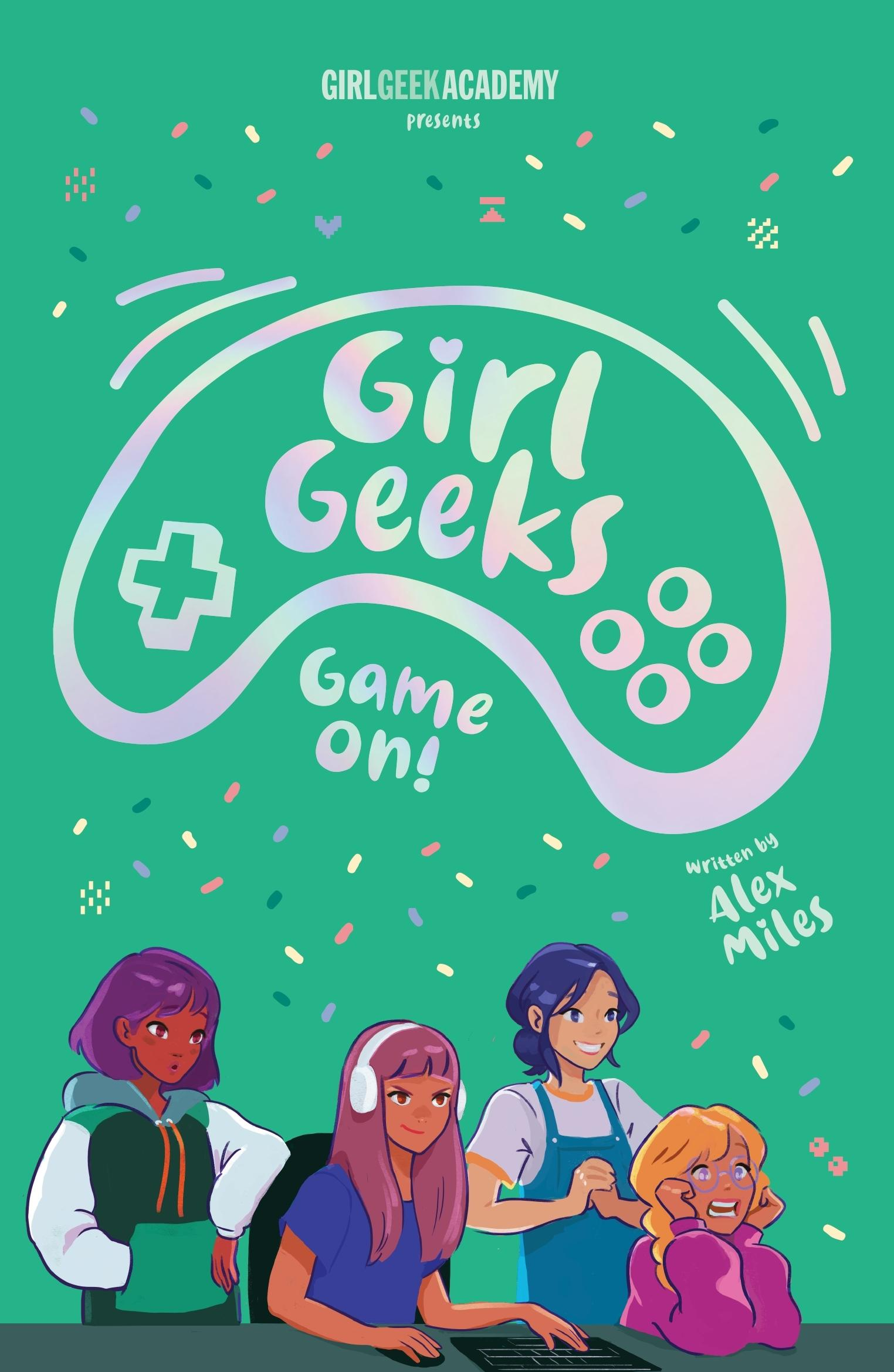 Game On (Girl Geeks, Book 2)