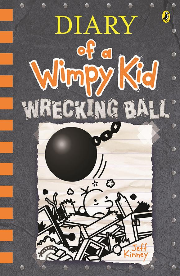 Wrecking Ball (Diary of a Wimpy Kid,Book14)